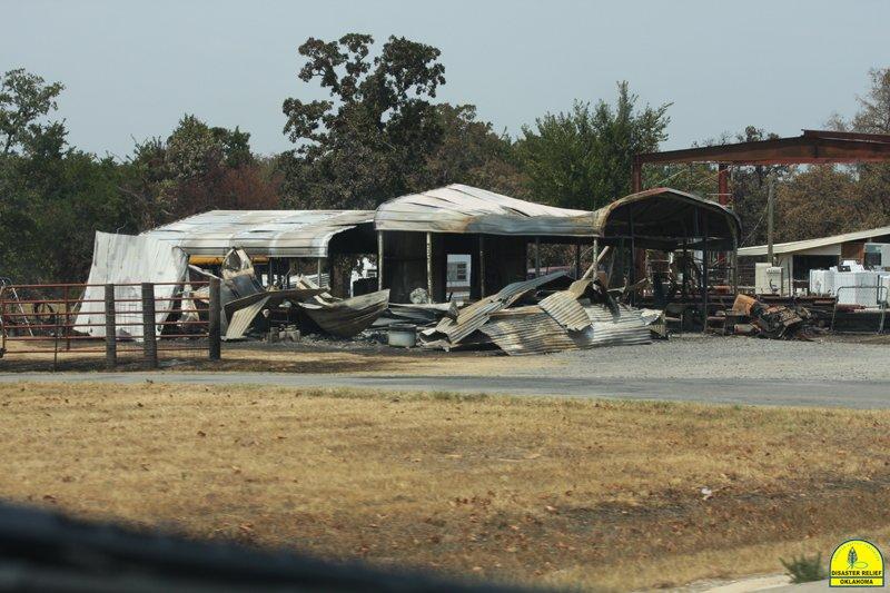 Burned Home 3