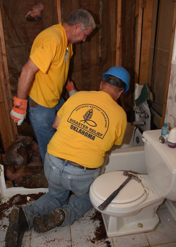 Disaster Relief - Charleston, SC Flooding - 2015-22488288091