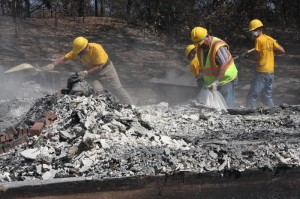 Oklahoma Fire recovery update 114,00 acres burned 603 homes destroyed
