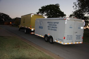 Oklahoma Baptist disaster relief teams deployed to help Hurricane Sandy victims