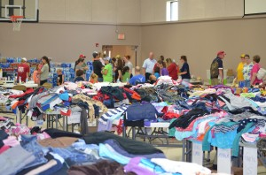 Oklahoma Baptist Churches Playing Key Role to Help Tornado Victims