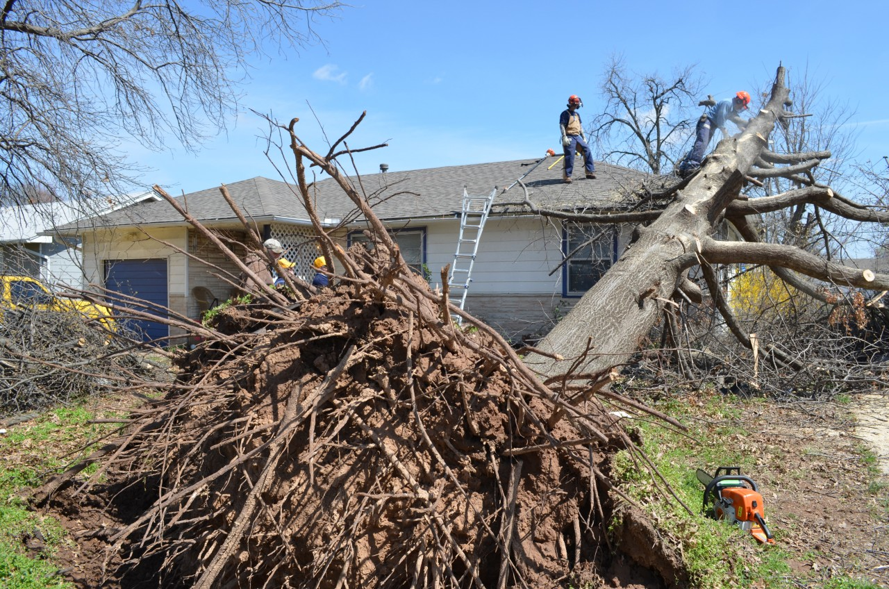 Baptists Continue Disaster Response in Tulsa, other areas