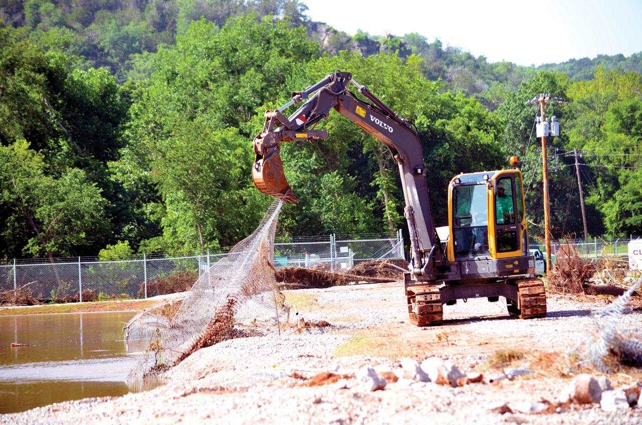 Partnership missions: DR spring storm cleanup effort crosses 70-day, 620-job mark