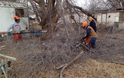Baptist Disaster Relief continues to serve  NW Okla. ice storm victims