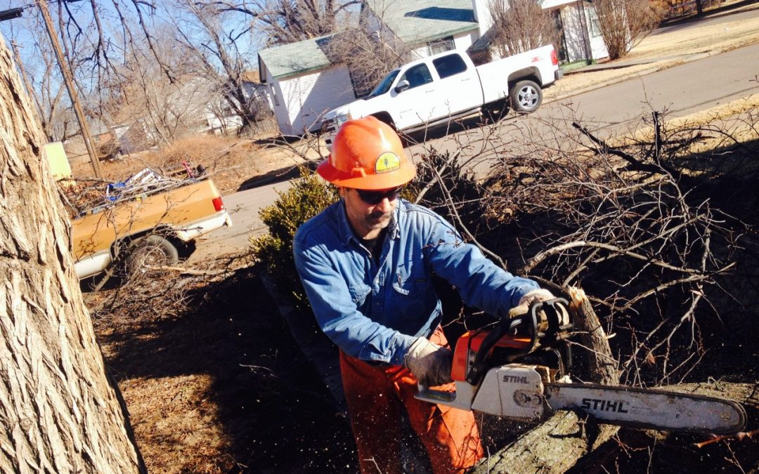 Disaster Relief covers Northwest Oklahoma