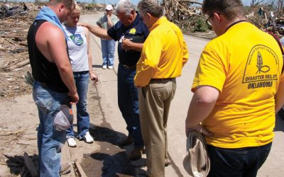Porter to retire as director of Okla. Baptist Disaster Relief, begin new role as national SBC DR director