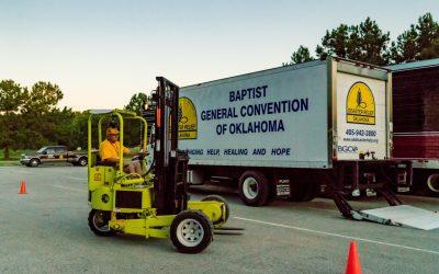 Okla. Baptists reach third week of Hurricane Harvey Disaster Relief efforts
