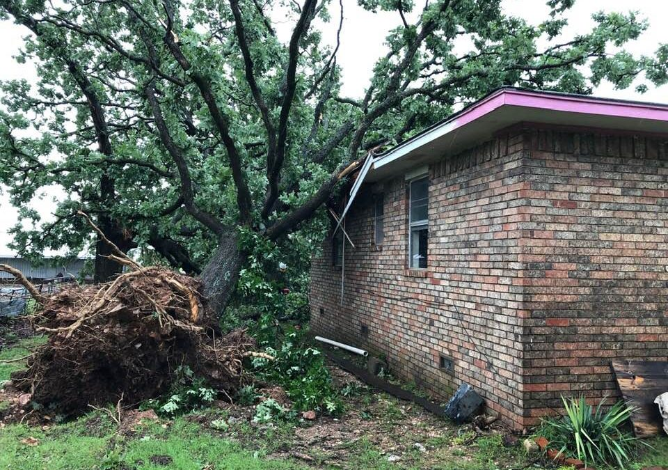 Baptist Disaster Relief ready to serve after tornadoes, flooding across Oklahoma