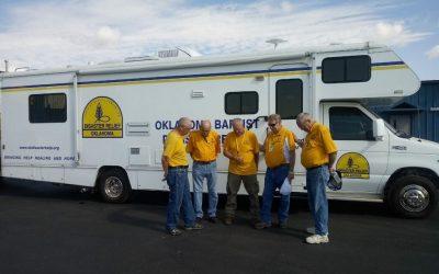 Oklahoma Baptist DR ready to help Hurricane Ida victims