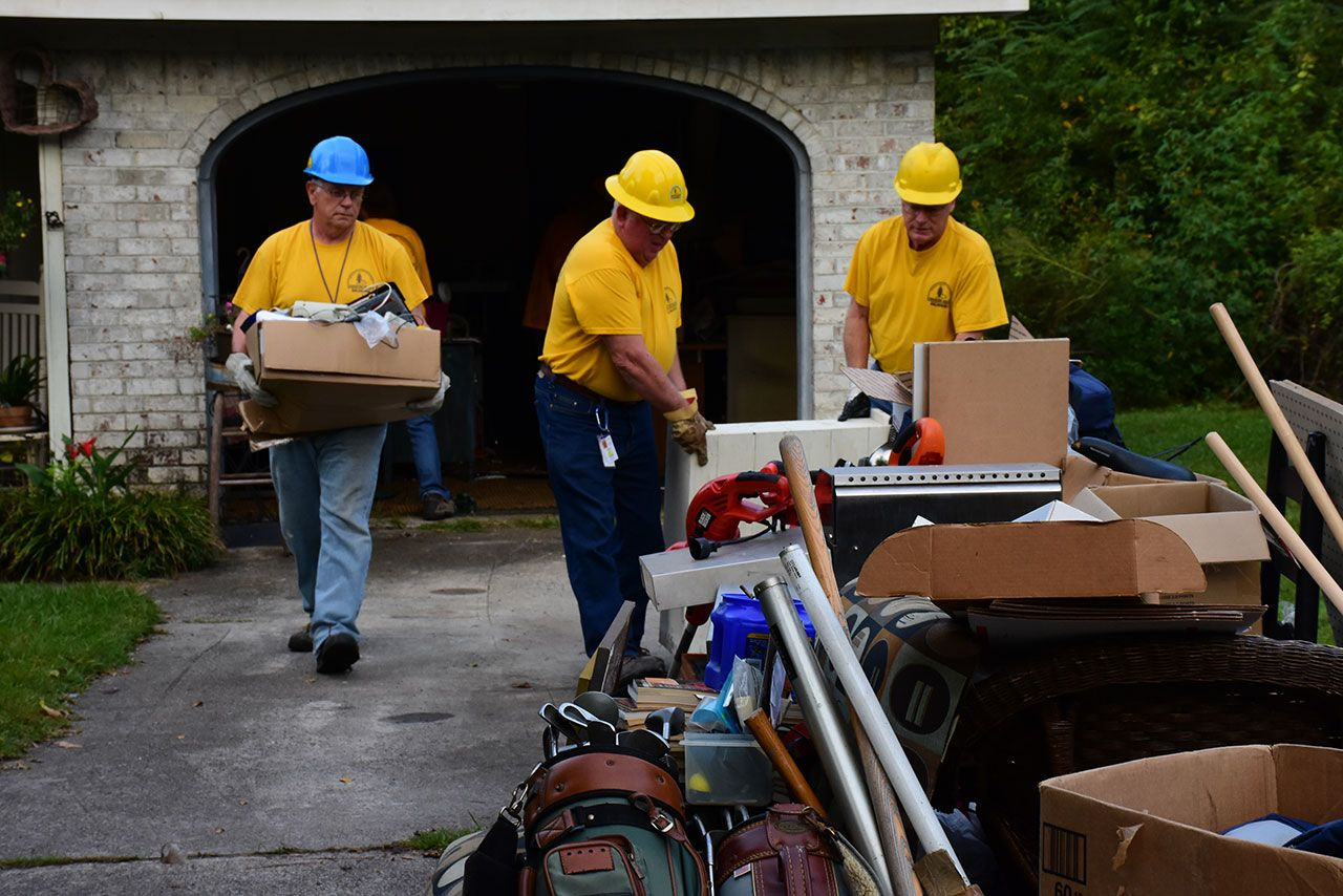 Oklahoma Baptists Heading to TX after Flooding