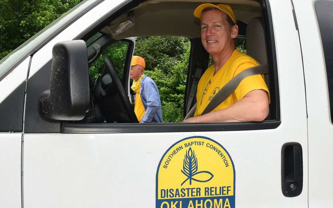 Okla. Disaster Relief is part of the response to Hurricane Harvey